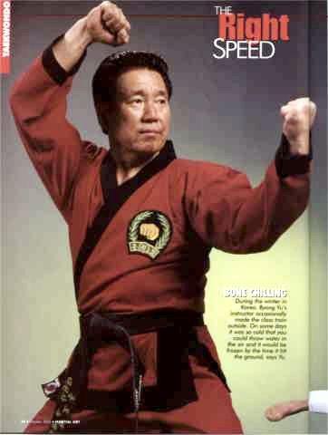 Grandmaster Byong Yu