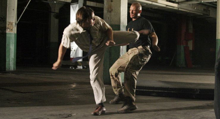 Mike Olaskey in The Sensei (2008)
