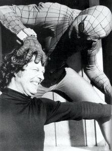 Emil Farkas vs The Amazing Spider-Man