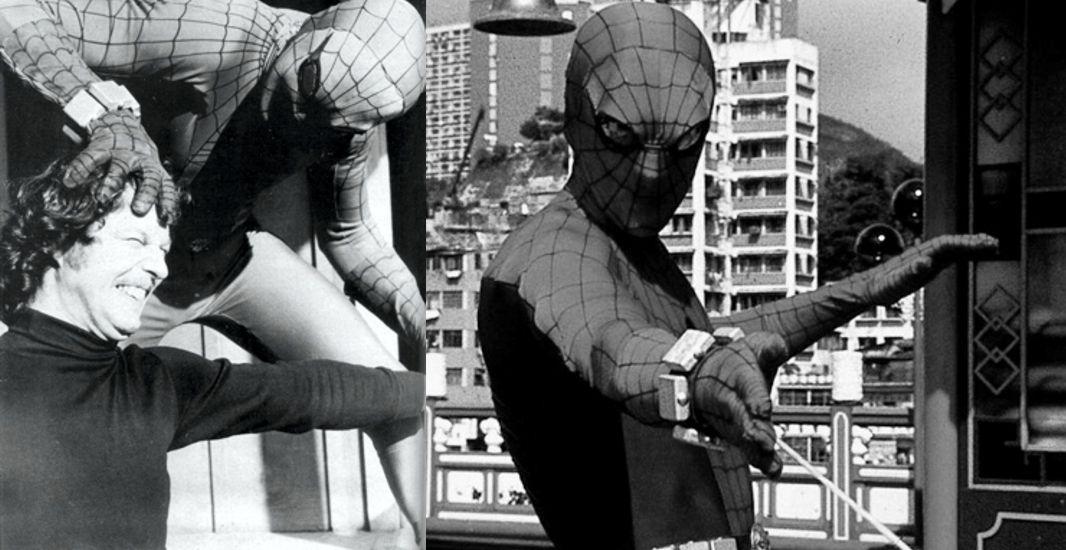 Emil Farkas Spiderman Set
