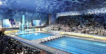 Beijing Olympic Pool