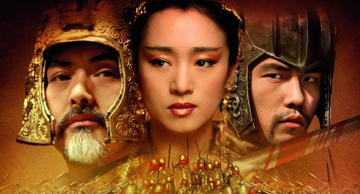 Curse Of The Golden Flower (2006)