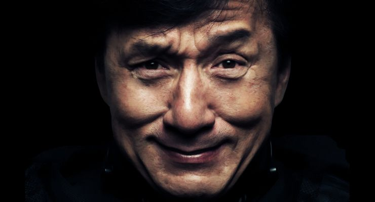 Talking With Jackie Chan