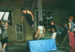 John Kreng Stuntman