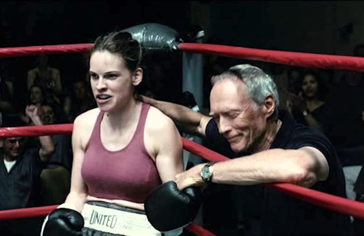 Million Dollar Baby 2004 Martial Arts Action Entertainment