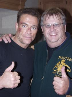 Don Warrener & Jean Claude Van Damme