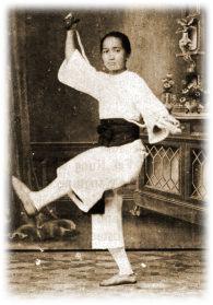 Wong Fei Hung's Wife