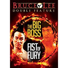 Bruce Lee Big Boss DVD