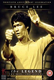 Bruce Lee: The Legend DVD