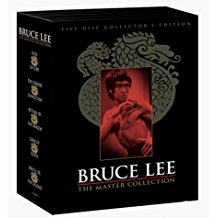 Bruce Lee Master Collection DVDs