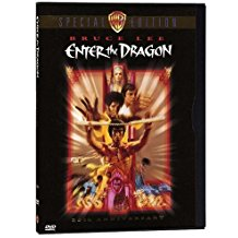 Bruce Le Enter the Dragon 25th Anniversary Edition DVD