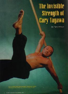 Invisible Strength of Cary Tagawa