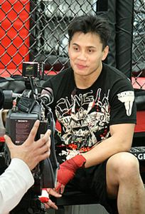 Cung Le In Fighting