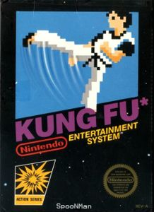 Kung Fu for the NES