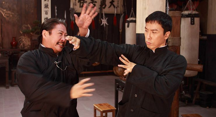 Ip Man 2 Legend Of The Grandmaster (2010)