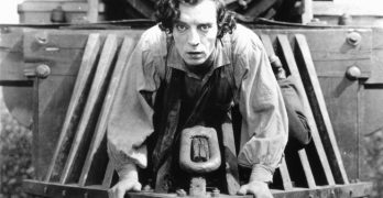 Buster Keaton Practices Systema