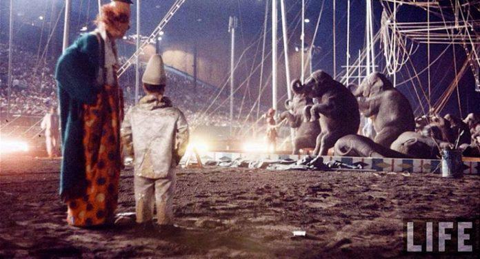 Bob Yerkes Circus Productions