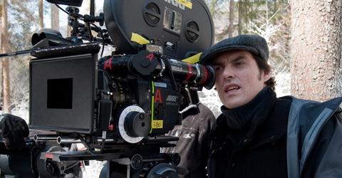 Joe Wright Directing Hanna on Location