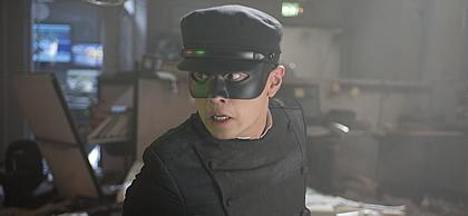 Jay Chou plays Kato