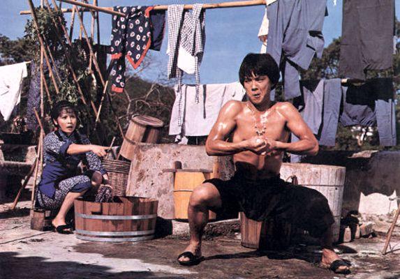 Biao Yuen in Dreadnaught (1981))