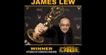 James Lew Favorite Action Star