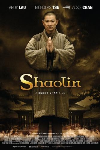 Shaolin 2011 Poster