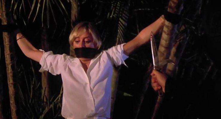 Susan George in Enter the Ninja (1981)