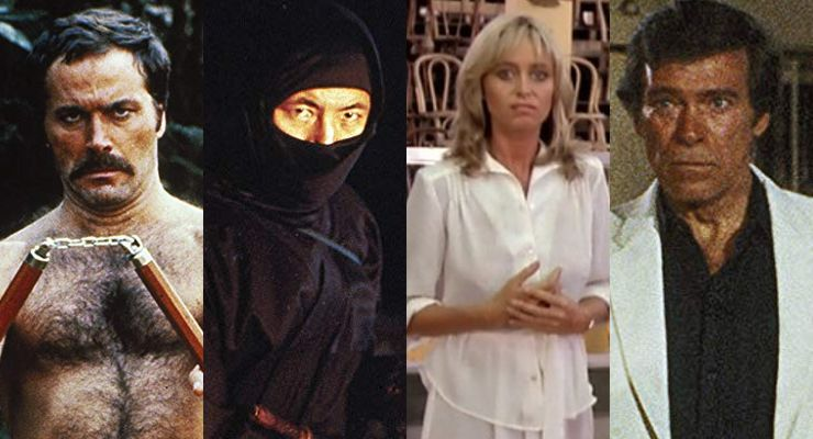 Enter the Ninja (1981) Cast