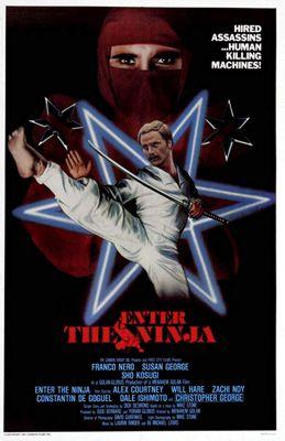 Enter the Ninja (1981) Poster