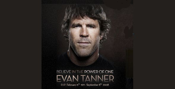 Evan Tanner - Once I was A Champion