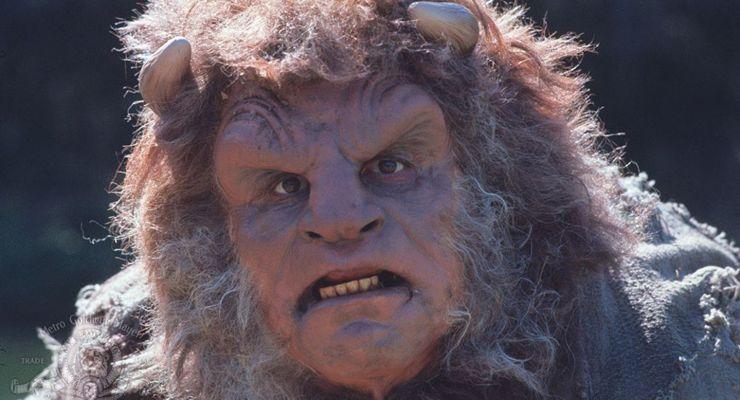 Bob Ozman as Bullman in The Island of Dr. Moreau
