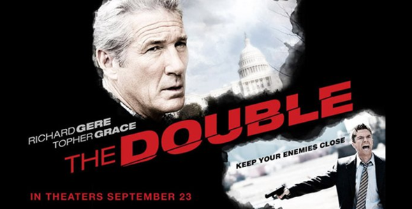 Richard Gere in The Double (2011)