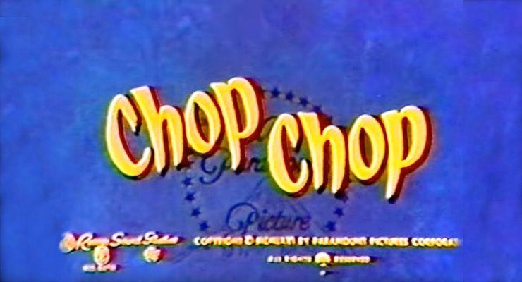 Chop Chop (1966) Martial Arts Documentary