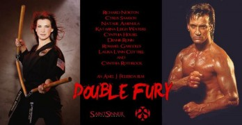 Double Fury Stars Cynthia Rothrock & Richard Norton