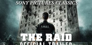 The Raid Official Trailer