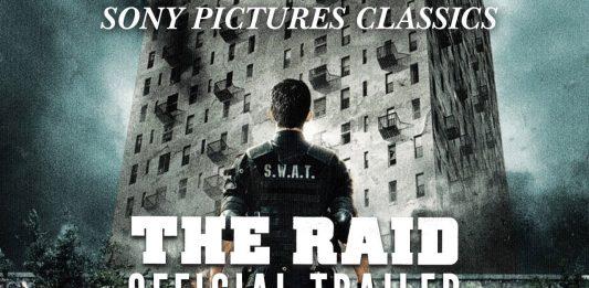 The Raid Official Trailer