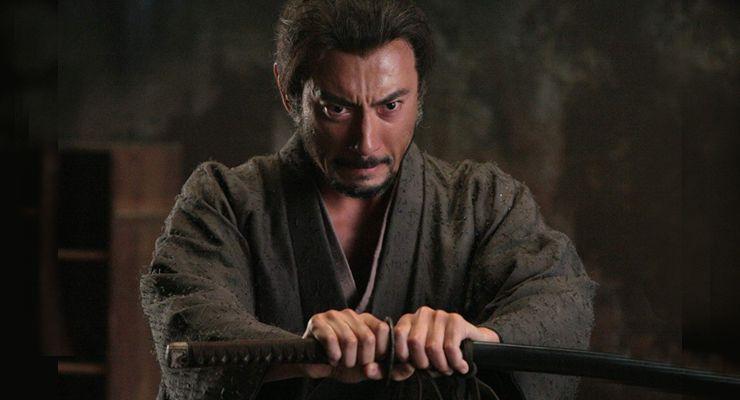 Ebizo Ichikawa in Hara-Kiri: Death of a Samurai (2011)