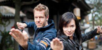 Kung Fu Vettel: Drive of the Dragon (2012)