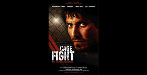 Art Camachos Cage Fight Goes To 2012 Cannes Film Festival