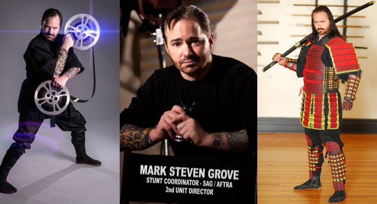 Mark Steven Grove