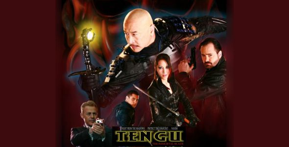 Tengu: The Immortal Blade (2012)