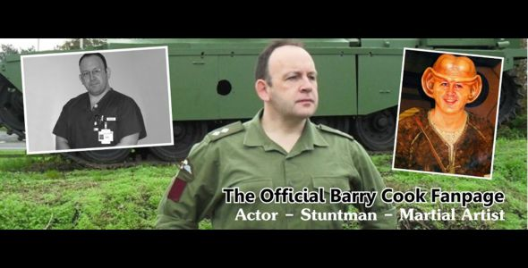 Barry Cook Fan Page