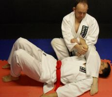 Barry Cook Grappling