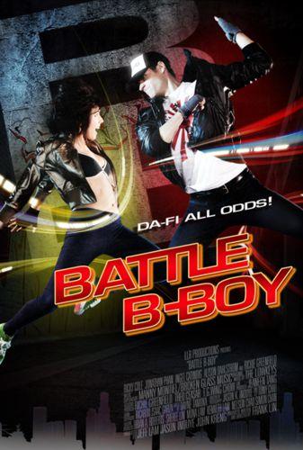 Battle B-Boy Poster
