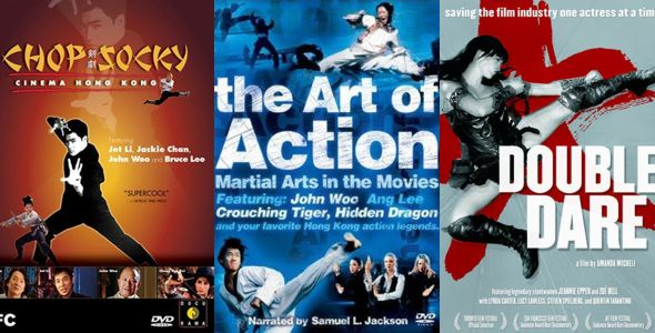 Martial Arts Action Documentaries