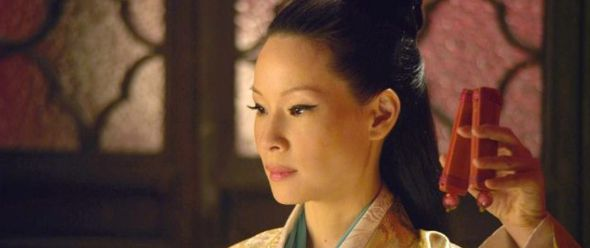 The Man With the Iron Fists - Lucy Liu