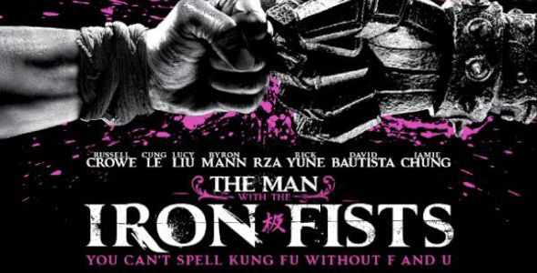 Man with the Iron Fists Movie (2012)