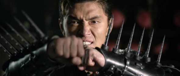 The Man with the Iron Fist - Rick Yune