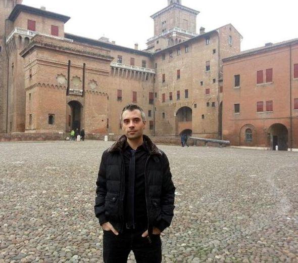 Salvatore Alba (Italy Marketing Coordinator) for Way of the Warrior