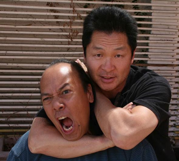John Kreng and Simon Rhee